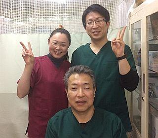 当院の鍼灸師